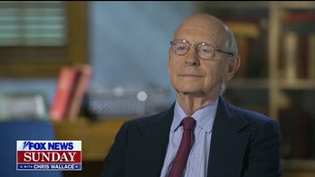 Justice Stephen Breyer on maintaining credibility of the Supreme Court