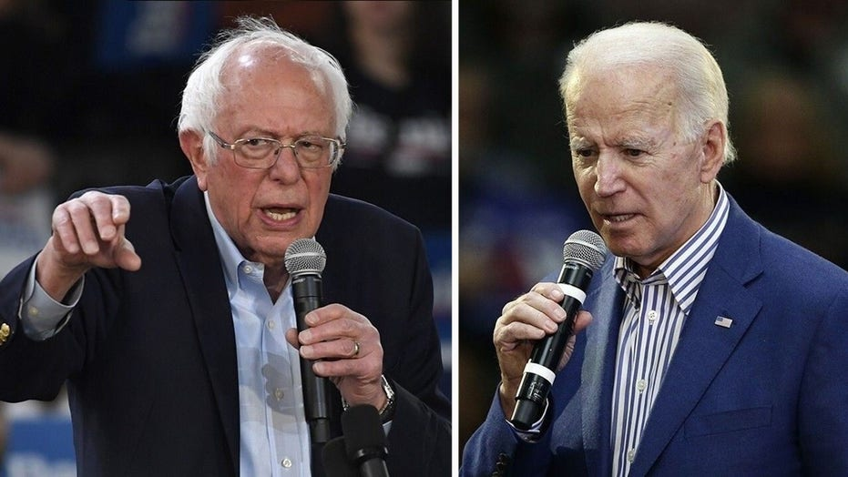 Michigan primary will be next big test for Biden-Sanders matchup