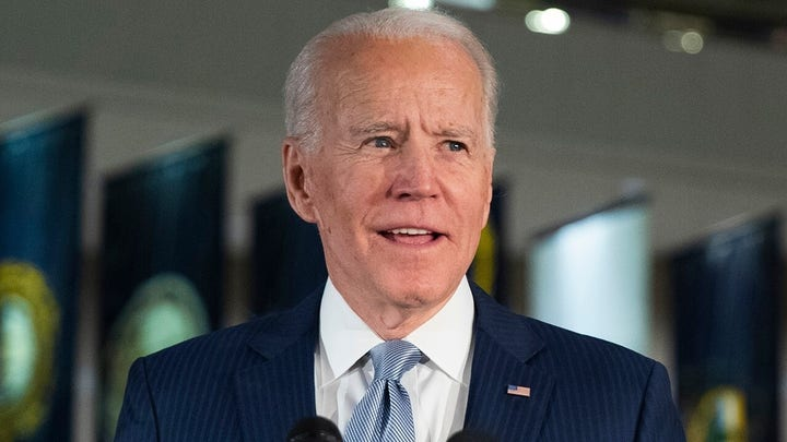 Biden builds on momentum with Michigan and Missouri wins, in blow to Sanders