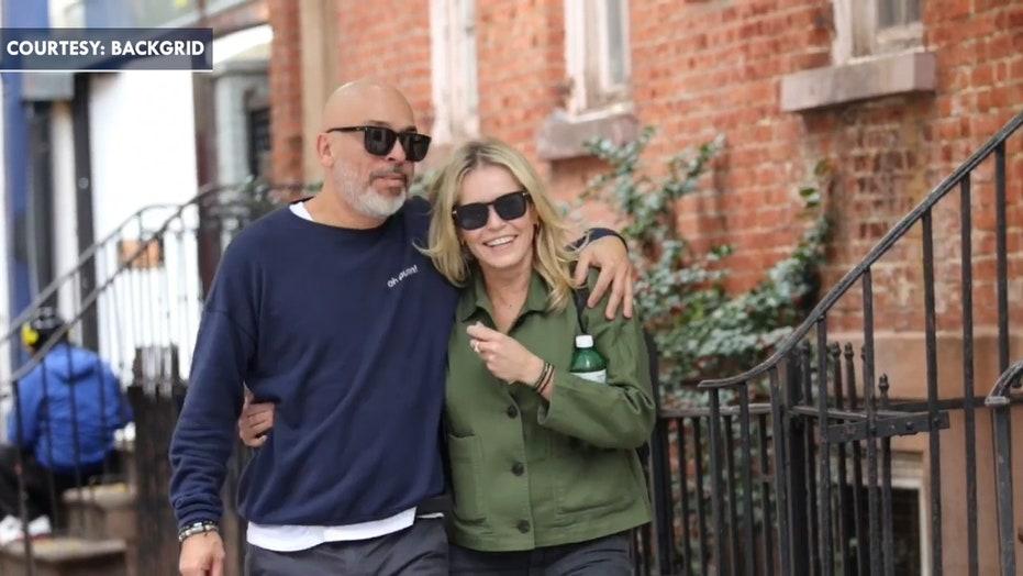 Chelsea Handler and boyfriend Jo Koy stroll in NYC