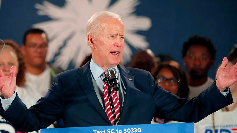 Biden vows comeback after defeat in Iowa and New Hampshire