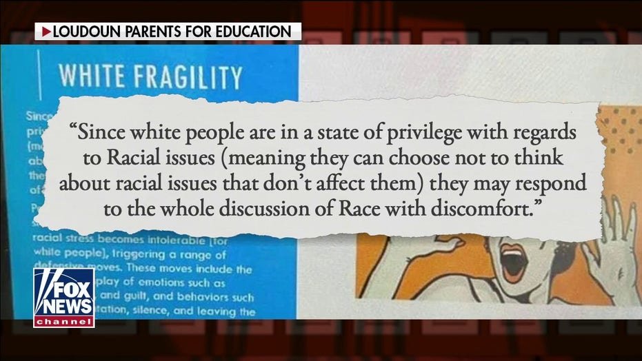 Virginia teacher says critical race theory has damaged community as frustrated parents demand changes