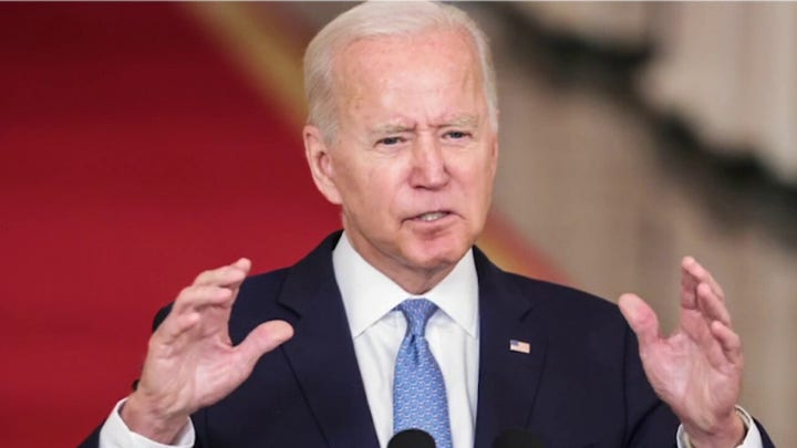 'The Five' calls out Biden for downplaying far-left protesters