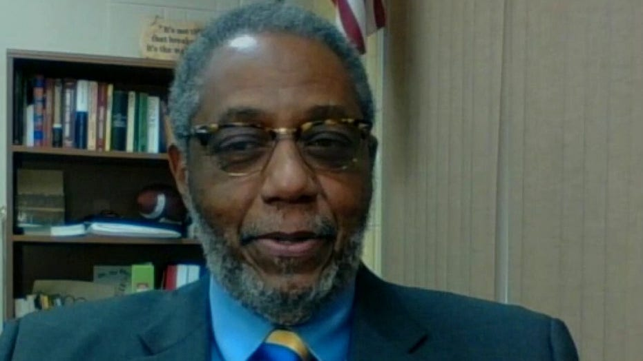 South Carolina principal takes third job at Walmart to help his students