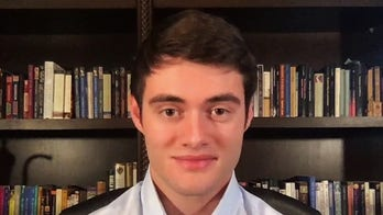 Dr. Oz's son gives advice to students who are now learning online