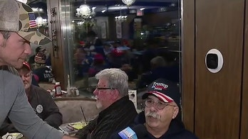 Breakfast with 'Friends:' NJ voters react to President Trump's rally