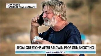 Alec Baldwin should speak to criminal defense attorney after fatal gun accident: Turley
