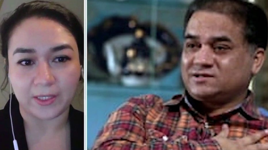 Daughter of imprisoned Uighur scholar speaks out against China's human rights abuses