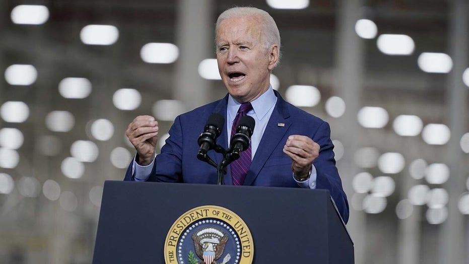 Biden projecting weakness abroad