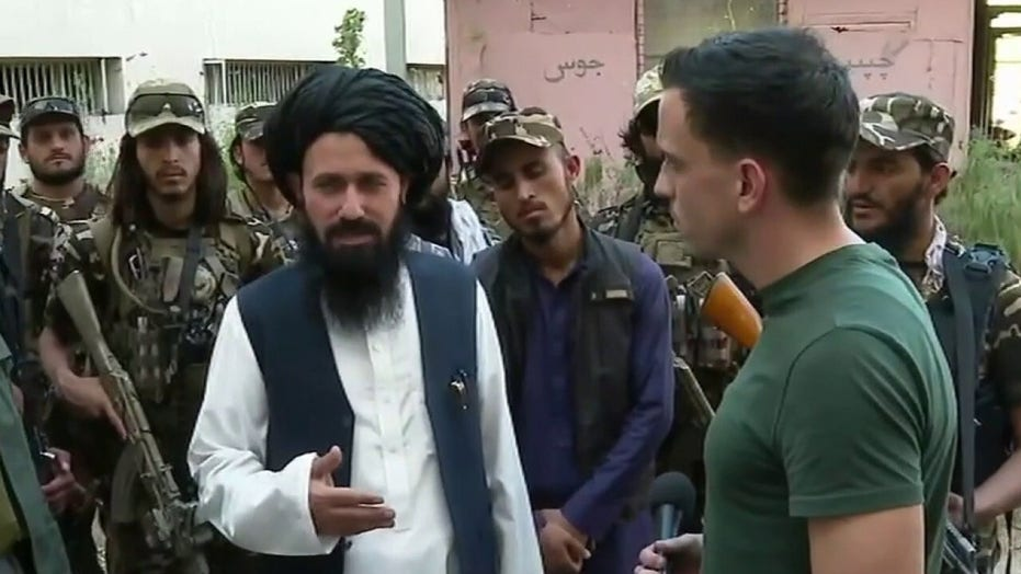 Taliban official claims Americans are 'safe' in Afghanistan, says there's no 'infighting' among leaders