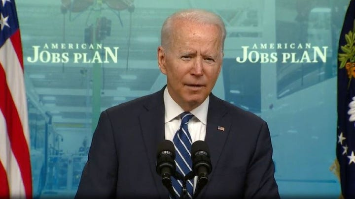 Biden attempts to 'clean up' comment on Facebook