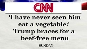 CNN panics about Russia, fat shames President Trump