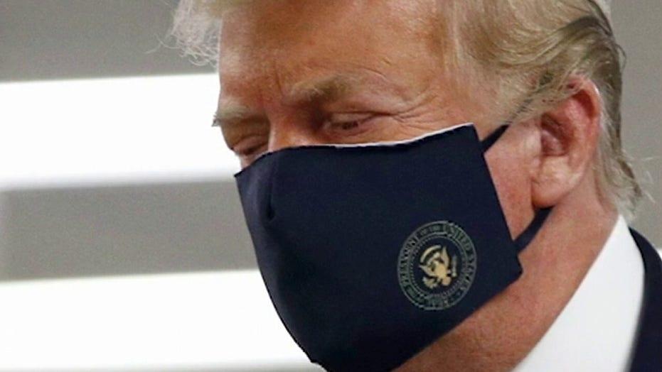 Trump kept busy schedule — including debate with Biden — before testing positive for coronavirus
