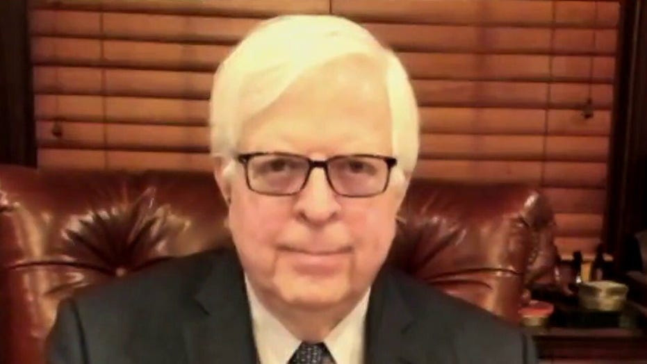 Dennis Prager questions why he can eat on an airplane but not at a restaurant