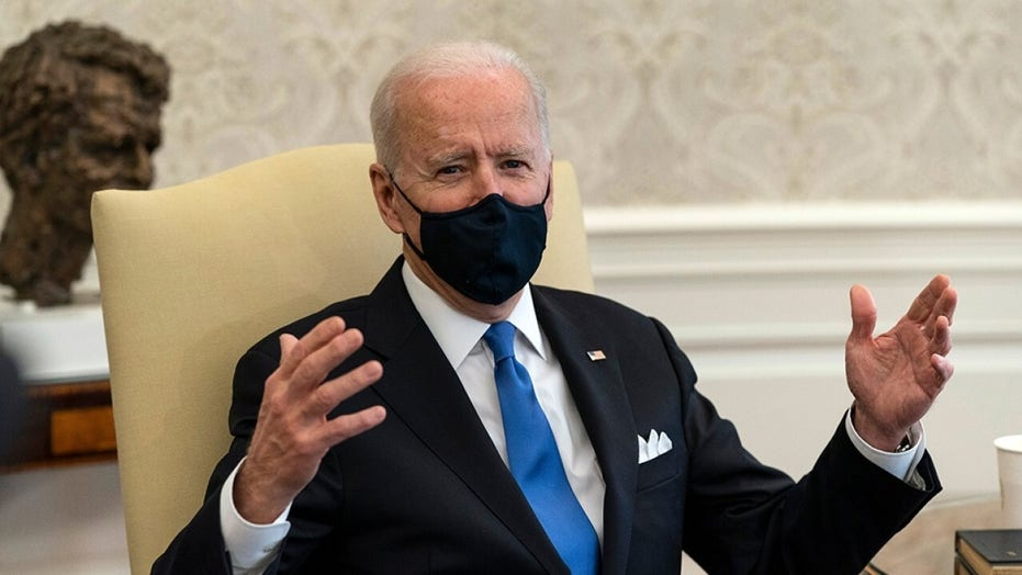 Biden administration yet to hold press conference after 44 days