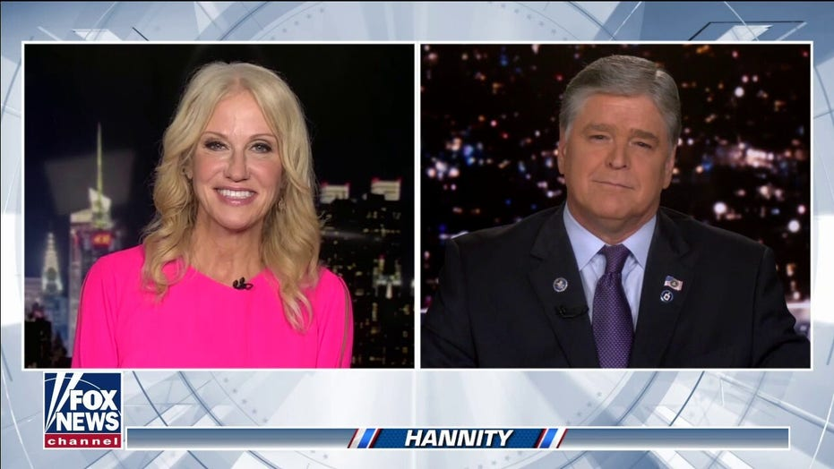 Kellyanne Conway responds to Biden ordering resignation: 'Ironic' he decides who's qualified with the military