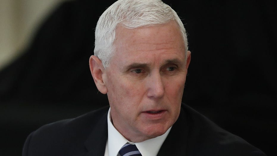 Pence: 'Beyond the pale' for Virginia to sanction church for holding services