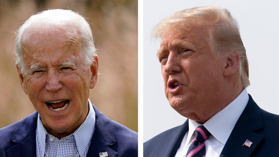 President Trump, Joe Biden increase attacks as Election Day nears