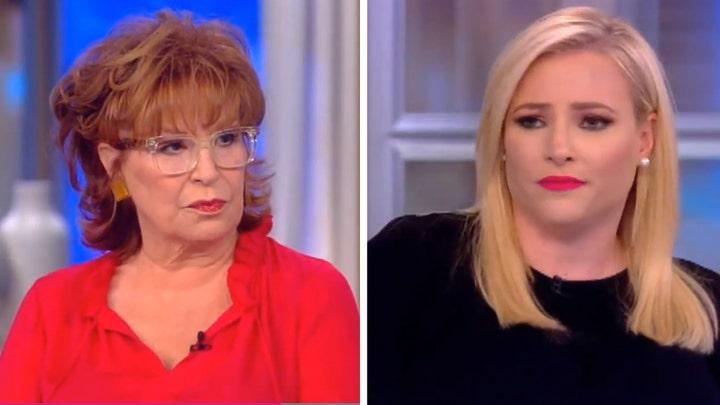 Meghan McCain, Joy Behar clash over Mike Bloomberg on 'The View'
