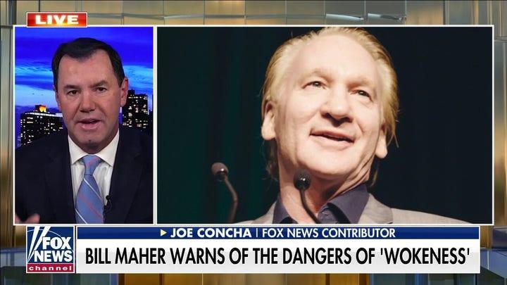 외이: Bill Maher knows Dem 'wokeness' will result in losses for the party