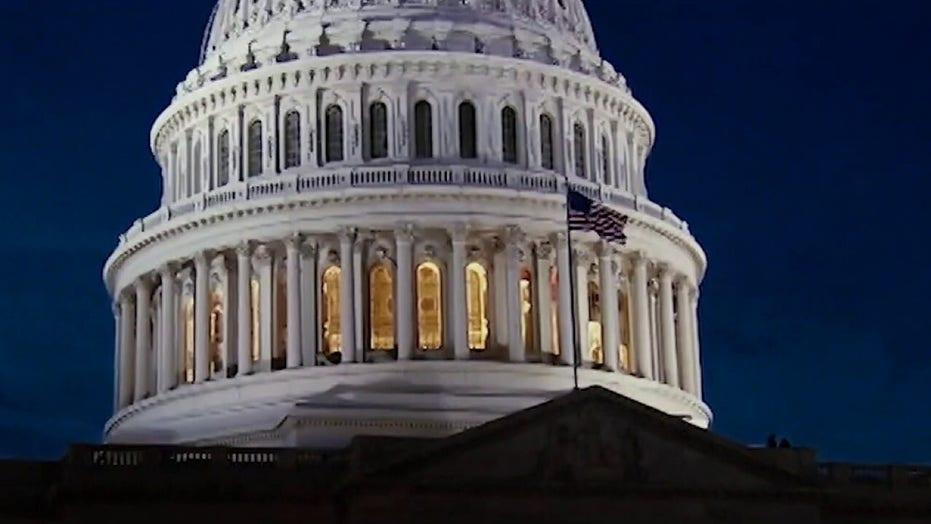 Virus relief bill released, Congress prepares to vote