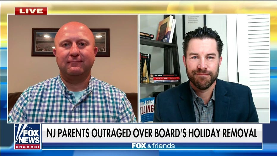 NJ school board slammed as 'arrogant and incompetent,' reverses decision to remove holiday names from calendar