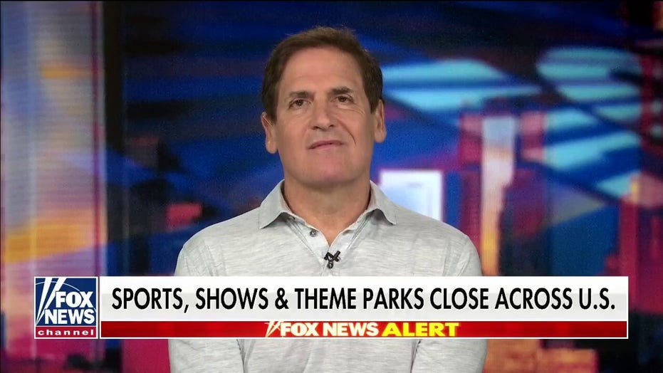 Mark Cuban responds to NBA shutdown