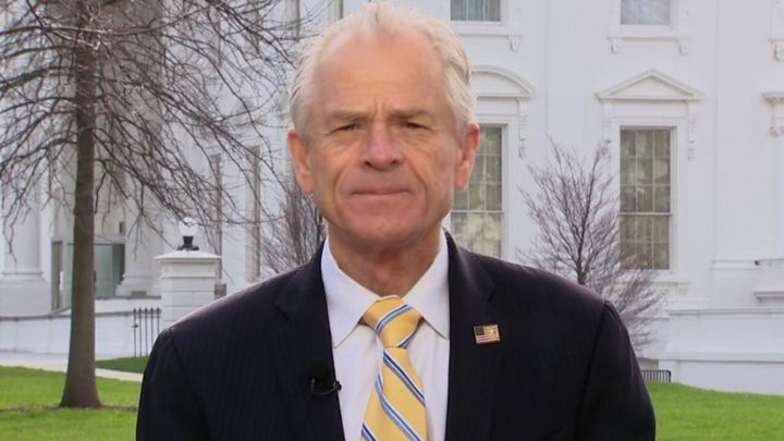 Peter Navarro: White House working with FEMA, HHS to ensure health care workers receive protective gear