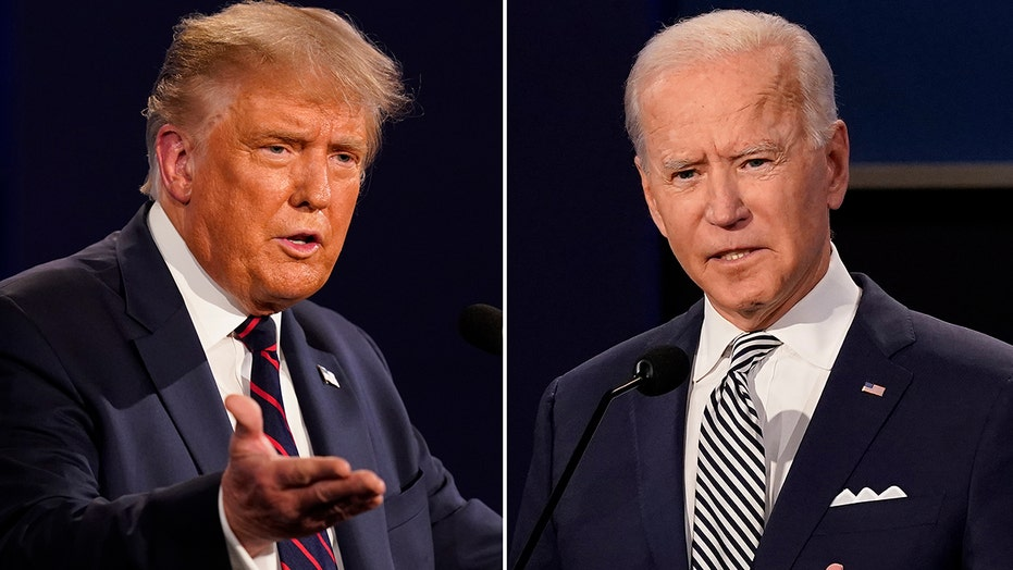Trump slams Biden on infrastructure