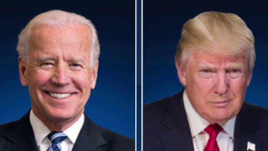 Contrasting Trump vs Biden campaign strategies