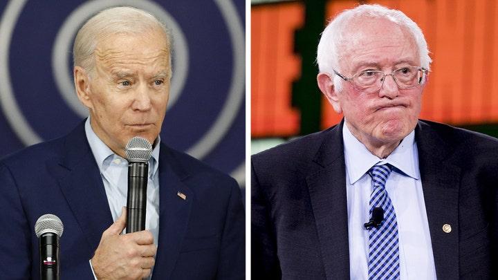 Joe Biden leads Bernie Sanders in latest Iowa poll