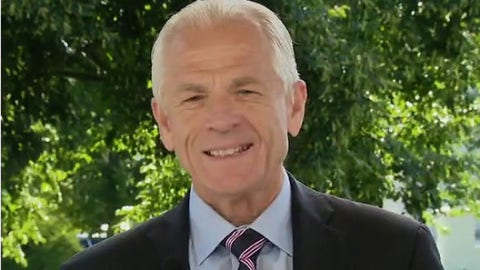 Navarro blasts 'poll-driven plagiarist' Biden's economic plan