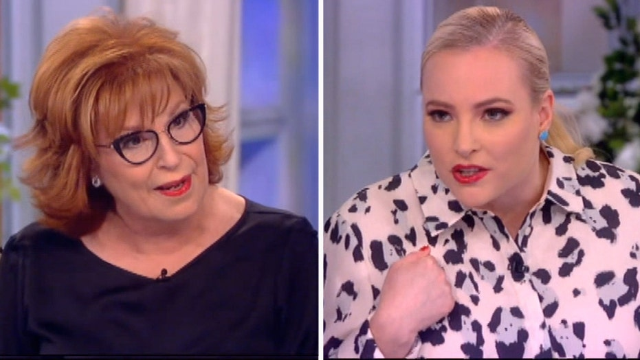 'The View': Meghan McCain, Joy Behar clash over Trump, Bloomberg