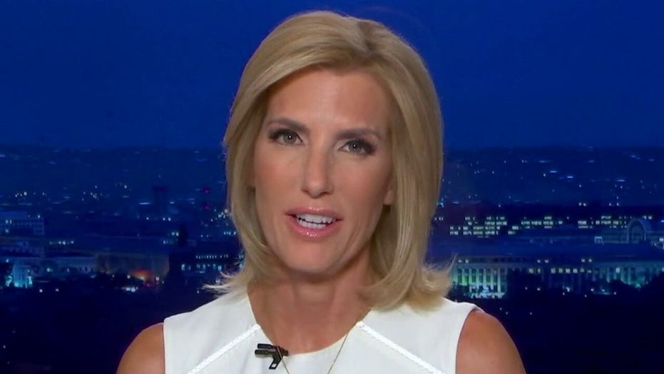 Ingraham: The left's policies destroyed energy independence achieved under Trump