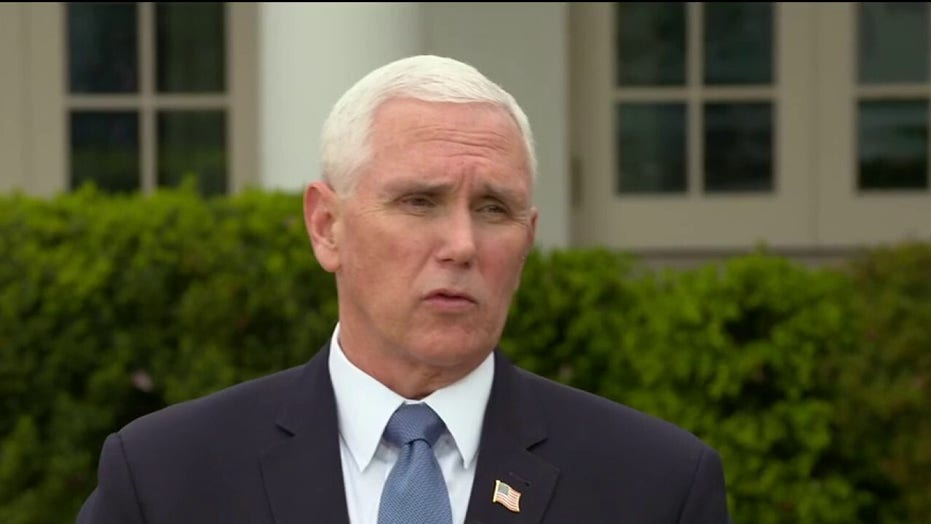 VP Pence details what Trump is doing to support small businesses right now