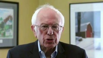Sanders ducks question on Biden endorsement in first interview after suspending campaign