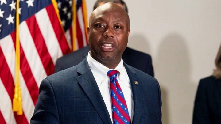 Twitter waits hours before stopping 'Uncle Tim' slur directed at Tim Scott