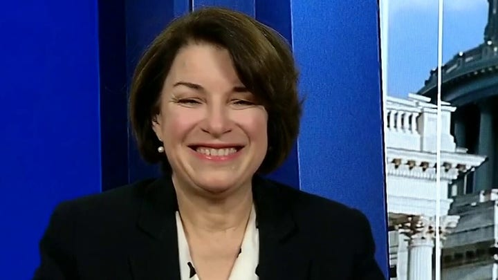 Sen. Amy Klobuchar on impeachment, expectations for Iowa caucuses
