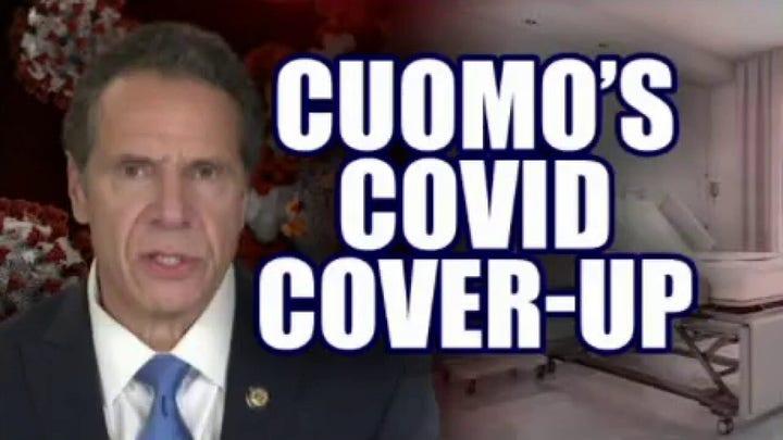 Judge Jeanine: Cuomo's COVID cover-up