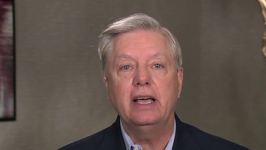 Graham: If GOP doesn't fight, there will 'never be another Republican president elected again'