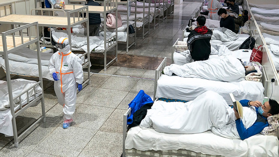 China may be hiding true scale of coronavirus outbreak