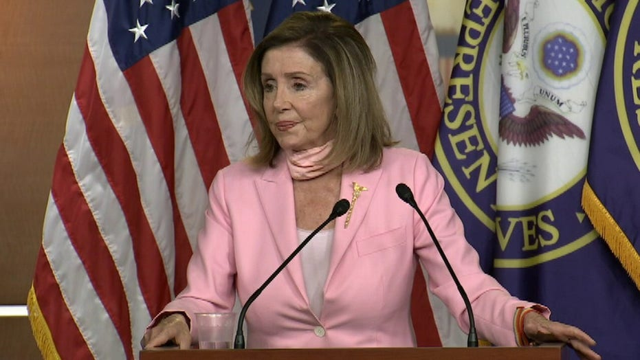 Pelosi on statues: If the people don't want it, it shouldn't be there