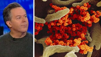 Gutfeld on the media reaction to the coronavirus