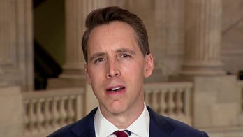 Sen. Josh Hawley: Democrats' policies have forced American workers to compete with 'slave labor'