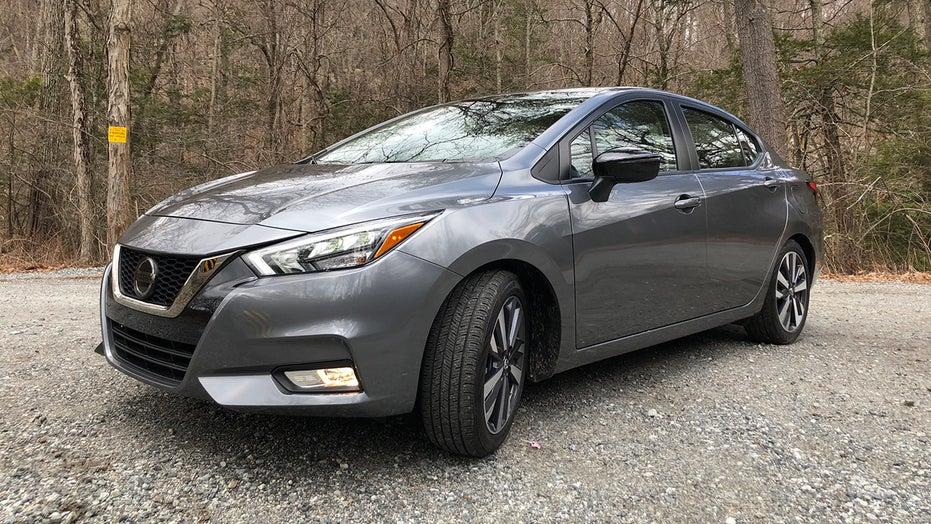 Fox News Autos test drive: 2020 Nissan Versa