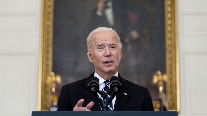 Calling Biden 'incompetent' is being kind to him: Sen. Johnson