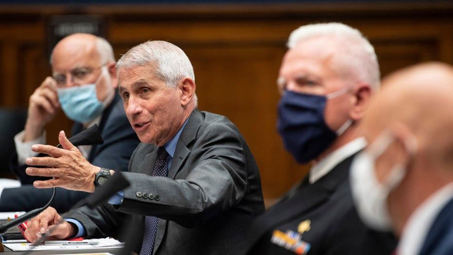 Dr. Fauci, CDC Director Redfield testify on coronavirus crisis