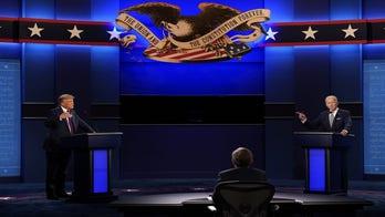 Trump plans to debate Biden Oct. 15, despite COVID-19 battle