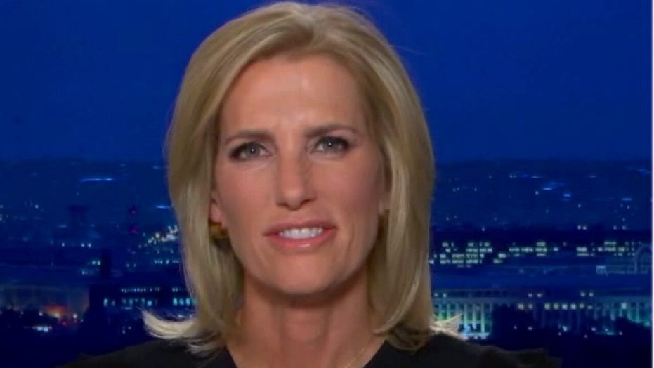 Ingraham: Biden and the Democrats are 'BLM'ifying the border', as Sharpton shouted down in Del Rio