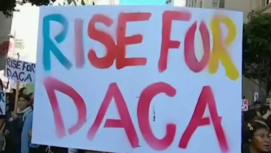 Federal judge orders restoration of DACA program